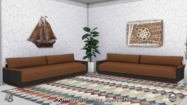 Khany Sims: Brocante Chic sofa 2