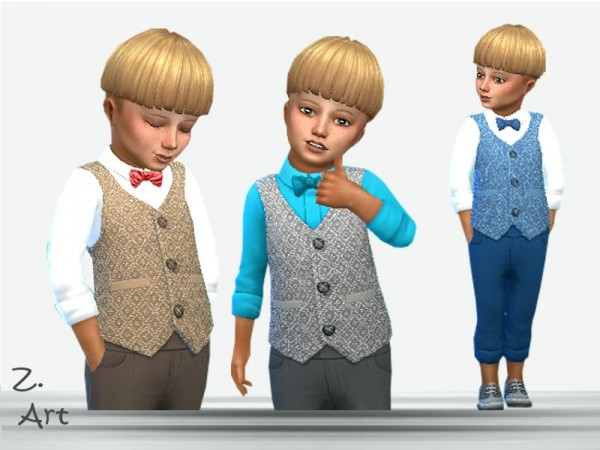 The Sims Resource: Chic outfit 50 by Zuckerschnute20
