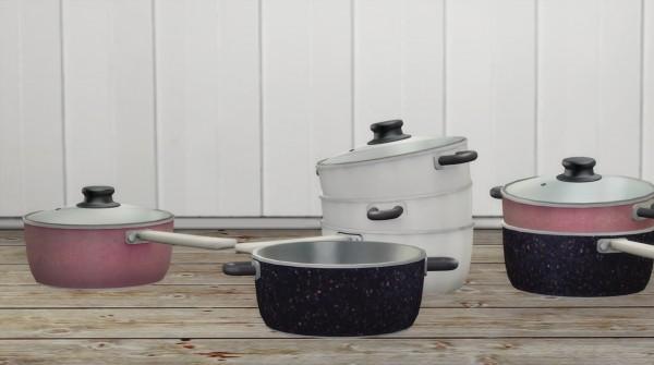 SLOX: Mote pots and pans