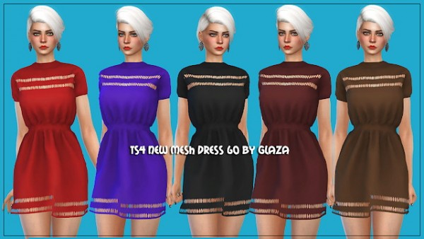 All by Glaza: Dress 60
