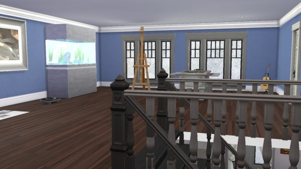 Rachel Sims: Family Farm House no CC