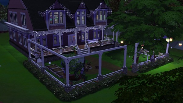 Rachel Sims: Family Farm House no CC