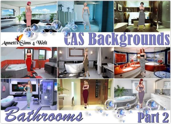 Annett`s Sims 4 Welt: CAS Backgrounds Bathrooms   Part 2