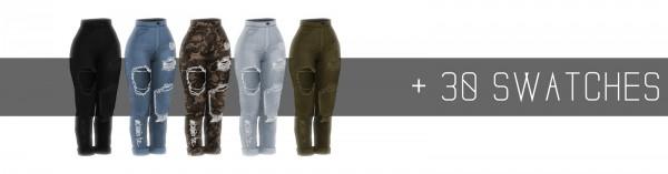 Simpliciaty: Kourt Jeans
