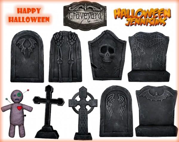 Jenni Sims: Salem Cemetery