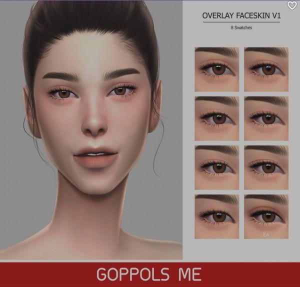 GOPPOLS Me: Overlay Face Skin v.1