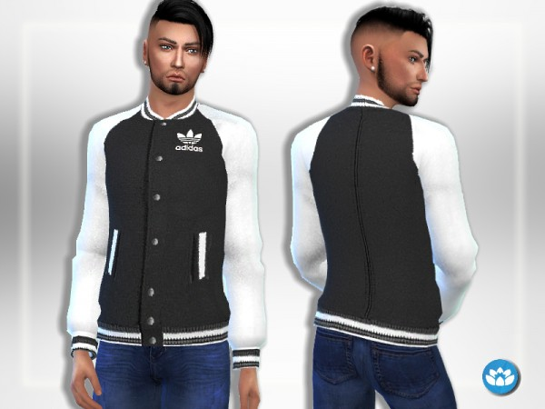 The Sims Resource: Male Jacket by Puresim