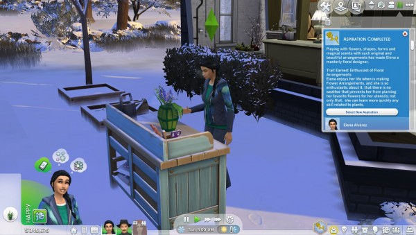 Mod The Sims: The Art of Flower Arranging by Itsmysimmod