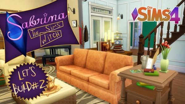 Akisima Sims Blog: Let's Build: Sabrina – total verhext part 2