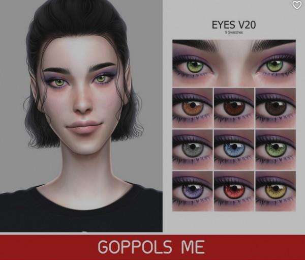 GOPPOLS Me: Eyes V20