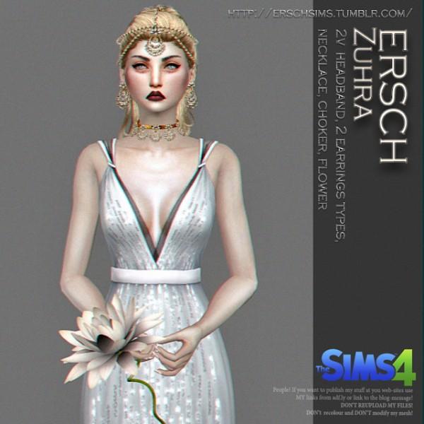 ErSch Sims: Zuhra Set