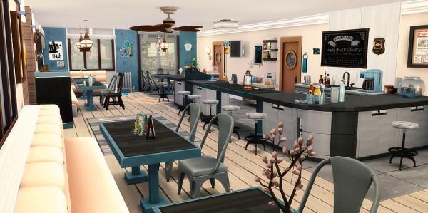 Simsontherope: Fresh Roast house