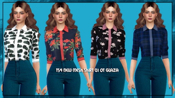 All by Glaza: Shirt 01