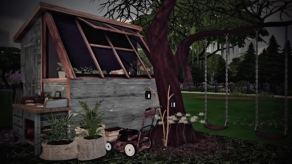 Ideassims4 art: Josemine House