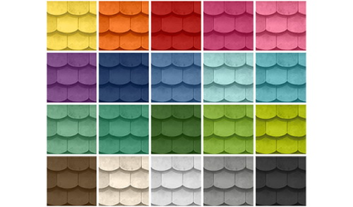 LinaCherie: Country carriage house roof recolors