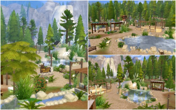 Via Sims: Granite Falls Makeover