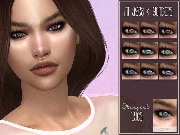 The Sims Resource: Stargirl Eyes N.64 by IzzieMcFire