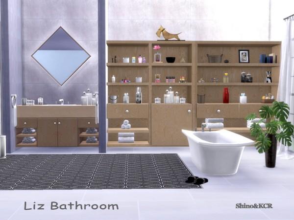 The Sims Resource: Bathroom Liz by ShinoKCR