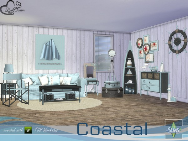The Sims Resource: Coastal Living by BuffSumm