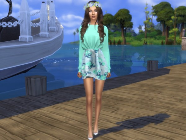 The Sims Resource: Sunny Summers by divaka45