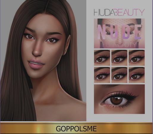 GOPPOLS Me: The New Eyeshadow Palette