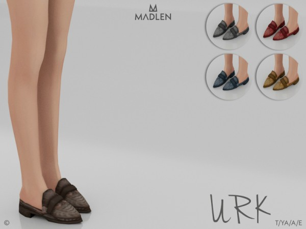 The Sims Resource: Madlen Urk Shoes by MJ95