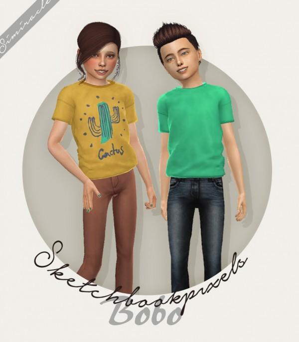 Simiracle: T shirt