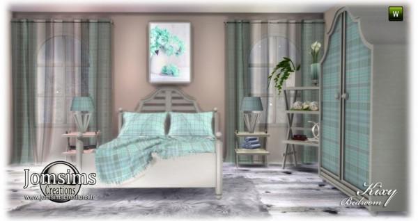 Jom Sims Creations: Kixy bedroom