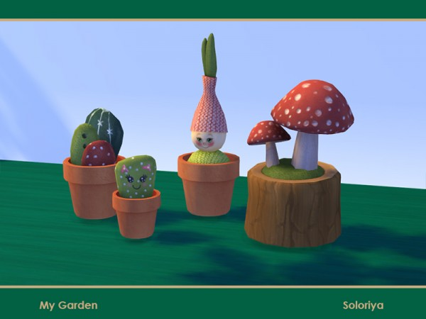 The Sims Resource: My Garden by soloriya