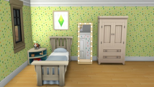 Mod The Sims: Back to School Wallpapers by araynah