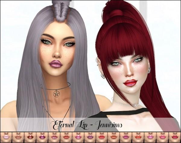 Jenni Sims: Lipstick Eternal