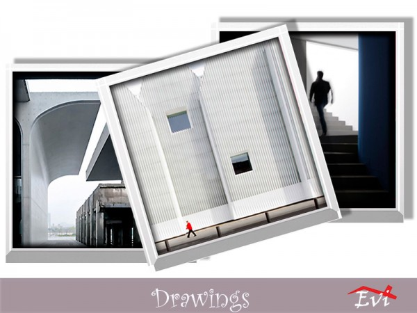 The Sims Resource: Drawings by Evi
