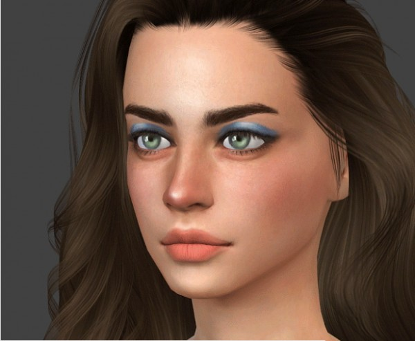 All by Glaza: Eyeshadow 18