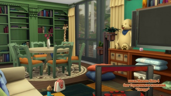 Sims 3 by Mulena: Orphanage