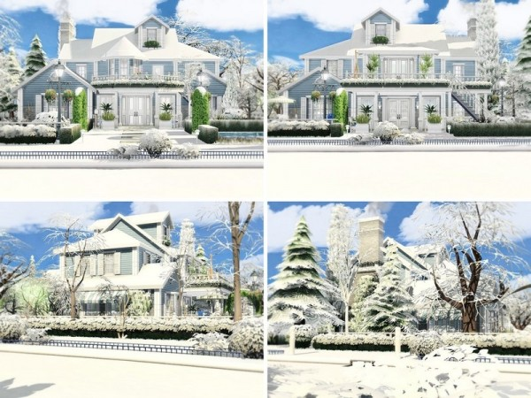 The Sims Resource: Vivienne House by MychQQQ