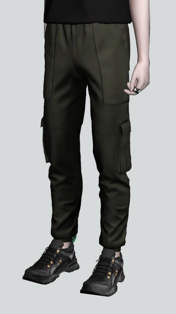Rona Sims: Cargo pants