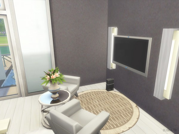The Sims Resource: Real to Sims BL02 house by busra tr