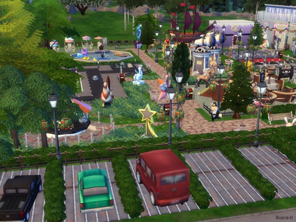 The Sims Resource: Luna Park by busra tr