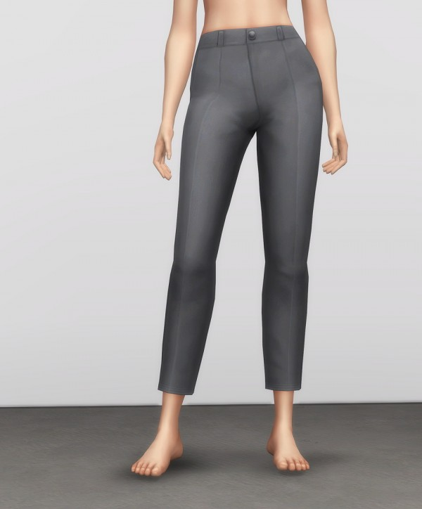 Rusty Nail: Formal Pants For F