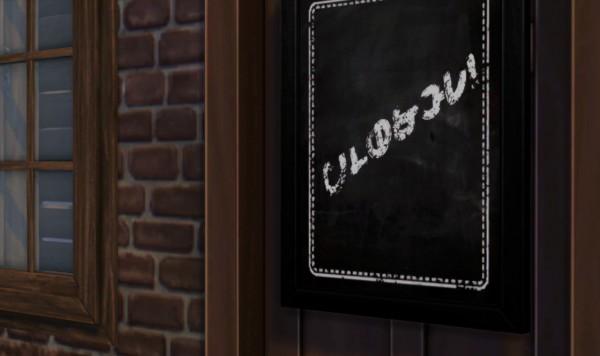 Budgie2budgie: Chalkboard Menus 2
