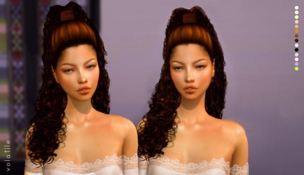 Volatile: Ade Darma`s Vanity Hairstyle