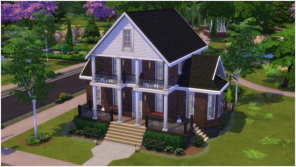Mod The Sims: 105 Sim Lane by CarlDillynson