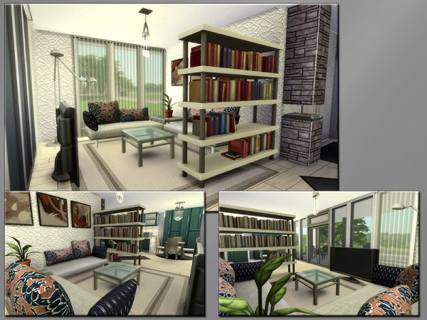 The Sims Resource: Detached Building by matomibotaki