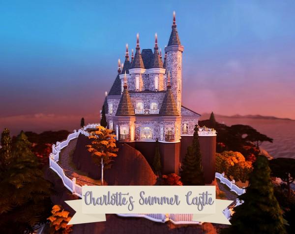 Miss Ruby Bird: Charlotte's Summer Castle