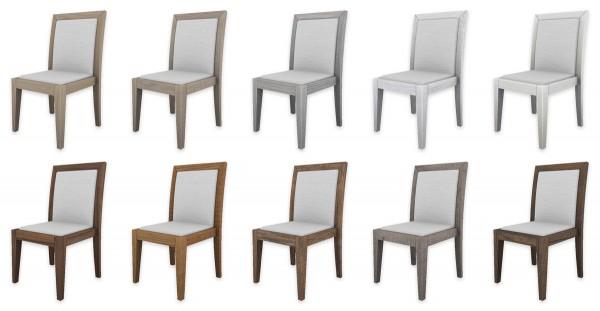 Simplistic: Restoration Hardware   Dining Chair