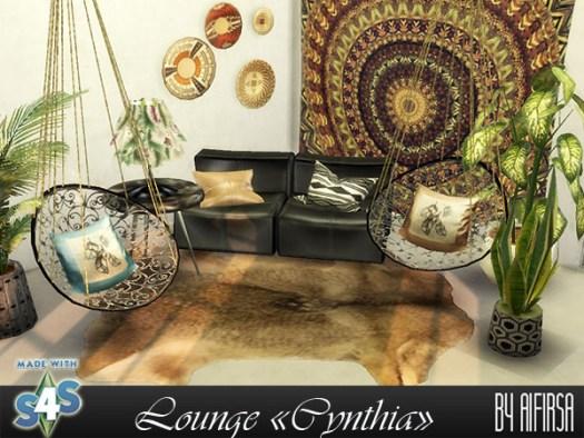 Aifirsa Sims: Lounge Cyntia