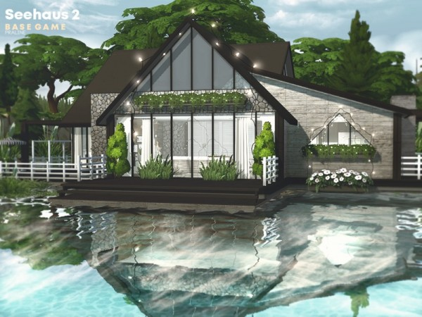 The Sims Resource: Seehaus 2 by Pralinesims