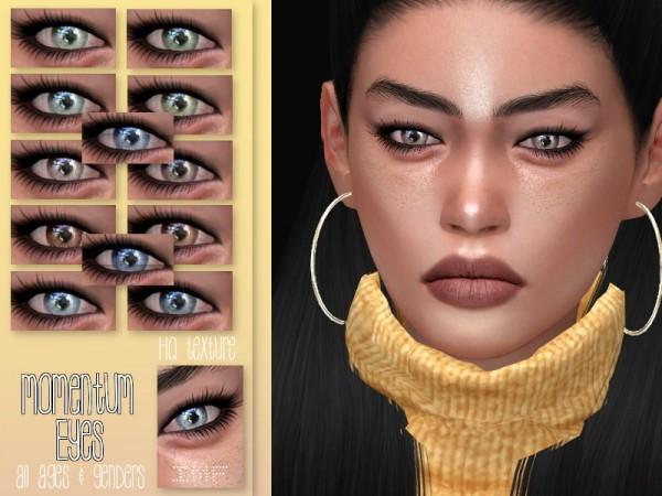 The Sims Resource: Momentum Eyes N.66 by IzzieMcFire