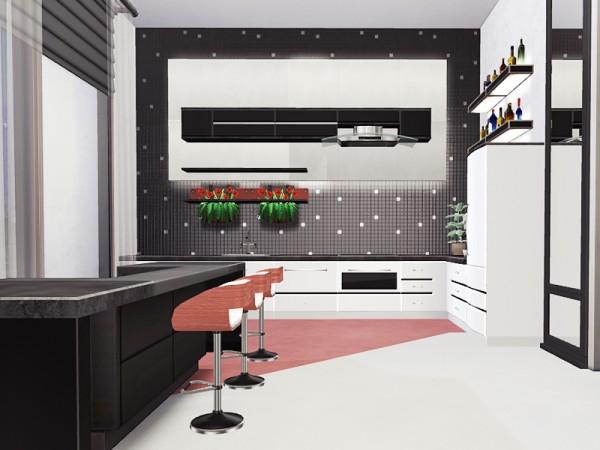 The Sims Resource: Freya House by Rirann