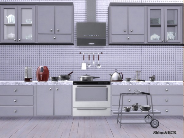 The Sims Resource: Kitchen Deco Liz by ShinoKCR